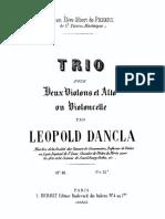 LDancla StringTrioOp.49