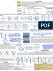 Tensegrity Systems and Foot Bridge Poster by Andrea Micheletti