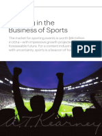 ATKearney Winning in the Business of Sports