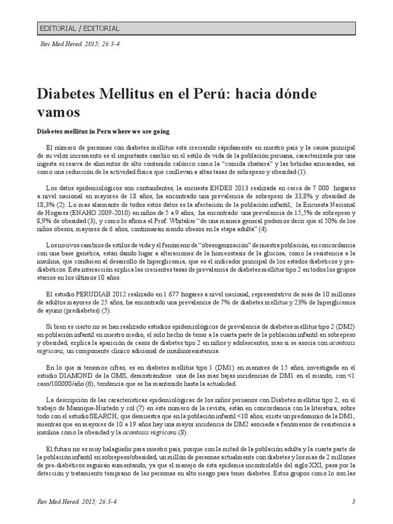 tratamiento de la diabetes acantosis nigricans