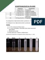 Acido Sulfacetilsalicilico Al 3%