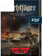 Flames of War - Nachtjager