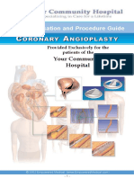 Coronary Angioplasty, Patient Education and Procedure Guide