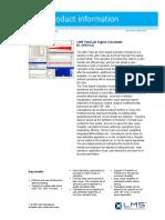 PIS TL Signal Calculator Workbook