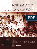 [Jennifer Elsea] Terrorism and the Law of War(BookSee.org)