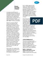 Middleware Debate Paper