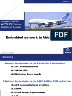 Airbus Embedded Network