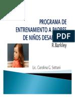 Orientacion-padres Niños Desafiantes