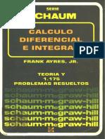 [Ayres,1971]-Calculo Diferencial e Integral-ES