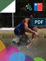 Guía de Chile - JJPP Toronto 2015