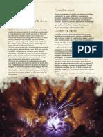 Bruxo Warcraft D&D NEXT