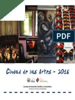 Calendario CDCH 2016