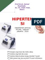 Kuliah Hipertensi UPN. Sabtu 15 Nov 2014