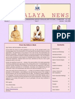 Vidyalaya Alumni Newsletter - Jan-Dec 2004 Issue