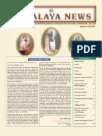 Vidyalaya Alumni Newsletter - Jan-Dec 2006 Issue