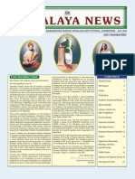 Vidyalaya Alumni Newsletter - Jul-Dec 2006 Issue