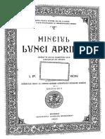 08 - Minei Aprilie 1929