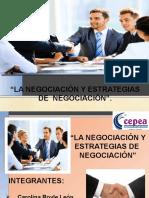 Negociacion