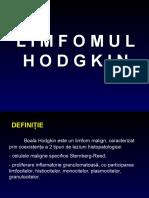 Limfoame Hodgkin