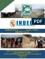 1 Proyecto Directiva Simulacro 04 Dic y Anexos