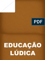 1 EDUCAÇÃO LUDICA