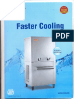 Catalogue of Usha Water Cooler