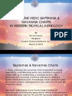 Saptamsa and Navamsa Charts | Divination | Astronomy
