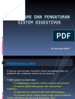 Mekanisme Dan Pengaturan Sistem Digestivus
