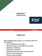28271374 Appendix 1 Invoice Tax
