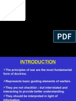 03. Principles of War
