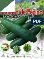 Cultivo Pepino Manual