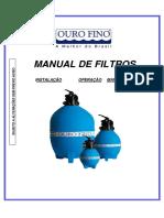 Manual Filtro
