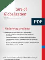 Stiglitz Hague Globalization