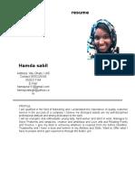 Hamda EY CV