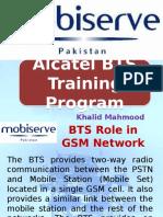 Alcatel BTS Presentation Complete Updated