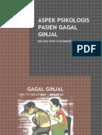 Bahan Presentasi Aspek Psikologis Pasien Gagal Ginjal.2013