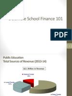 Education 101_Meeting 1 - 11-2-15