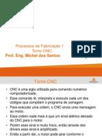 Aula Torno CNC