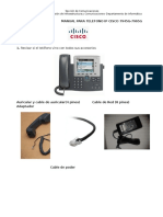 Manual Cisco 7945g