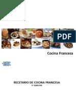 Cocina Francesa 2