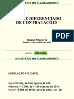 Apresentacao Rdc-divulgacao e Rdc-siasg - 10092012