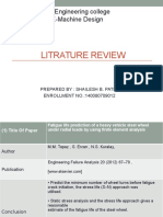 Litrature Review