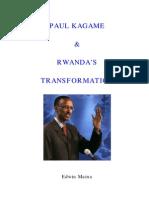 Kagame & Rwanda's Transformation