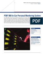 Datasheet Psm900