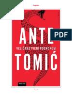 Ante Tomić - Veličanstveni Poskokovi