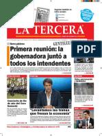 Diario La Tercera 17 12 2015