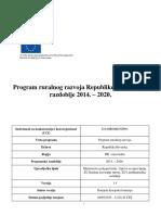 Program Ruralnog Razvoja_EPFRR