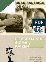 Six Sigma1 y Kaizen