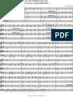 Quarteto - Arranjo Tema de Friends