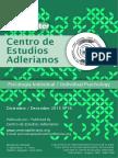 Newsletter Nº 16 - Centro de Estudios Adlerianos